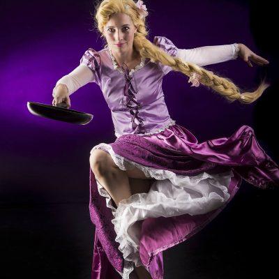 Rapunzel by EGD