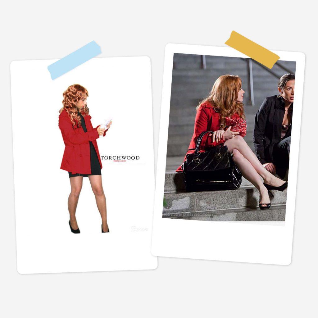 Jilly Kitzinger - Torchwood - TV Series - Retired Costume - (selfmade)