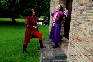 Mercutio crosplay Vanne