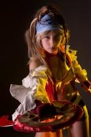 Rikku Thief by Cosplay Vanne