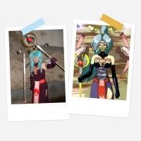 Ihadurce - EvilZone - Playstation Game - Retired Costume (selfmade)