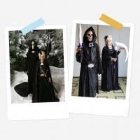 Susan Sto Helit - Hogfather Film version & Discworld books - (selfmade)