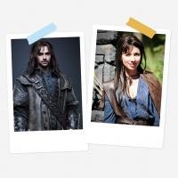 Female Kíli - The Hobbit - Genderbend - Film/Movie - (selfmade)