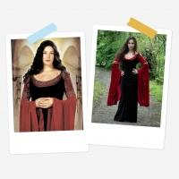 Arwen - Lord of the Rings - Film/Movie - (modified dress)