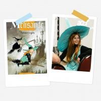 Melisande - Comicbook character -  Retired Costume (selfmade)
