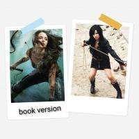 Isabelle Lightwood - The Mortal Instruments - Book - (borrowed&selfmade)