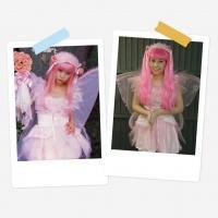 Moon Kana - J-Rock Singer - Retired Costume (selfmade)