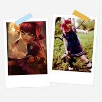 Annie - League of Legends - PC Game - (bought 2nd hand)